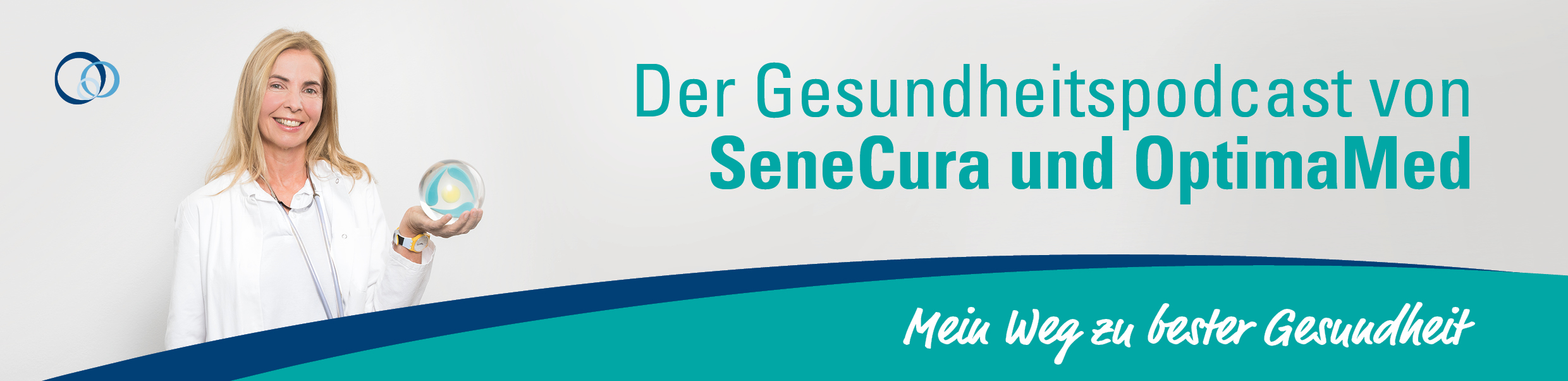 Der SeneCura OptimaMed Gesundheitspodcast